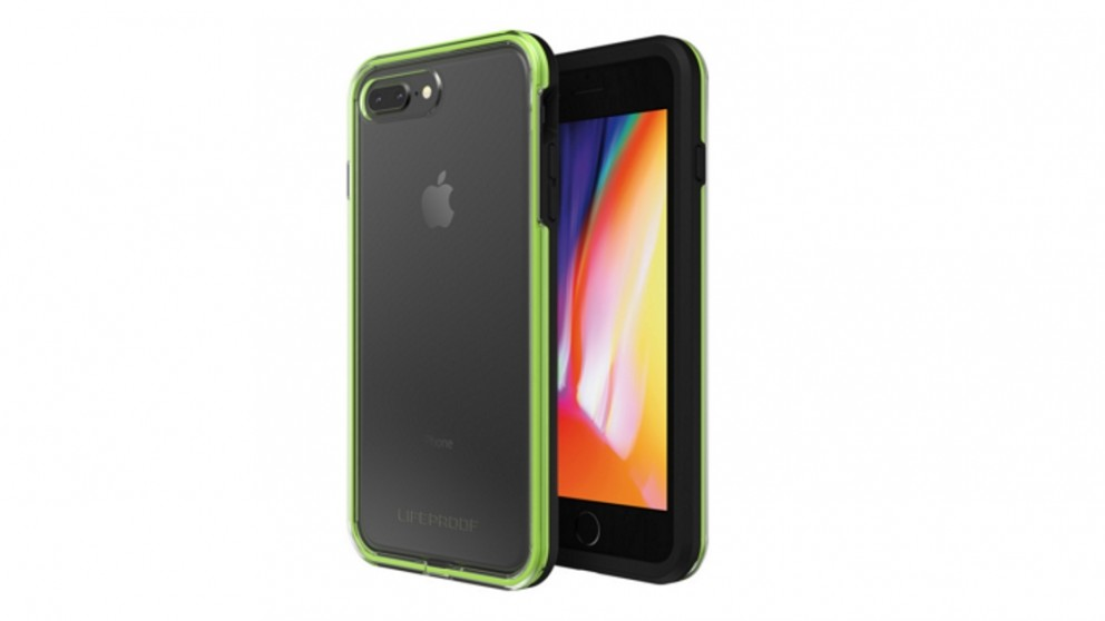 sale retailer 39850 167ea LifeProof Fre Case for iPhone 8 Plus - Black Lime