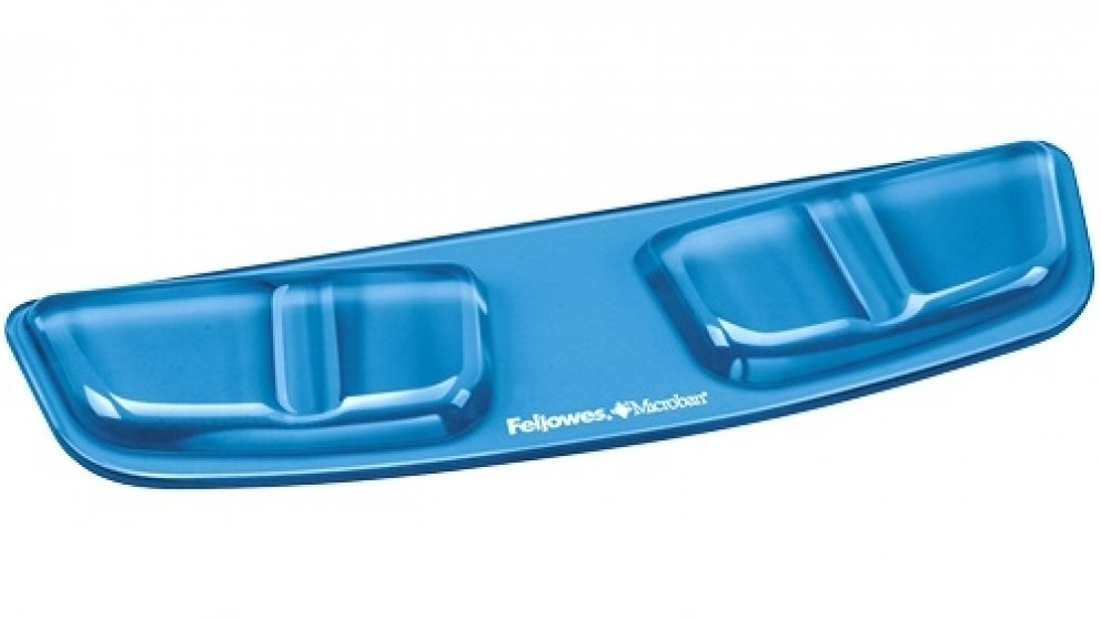 Fellowes Laptop Palm Support - Blue