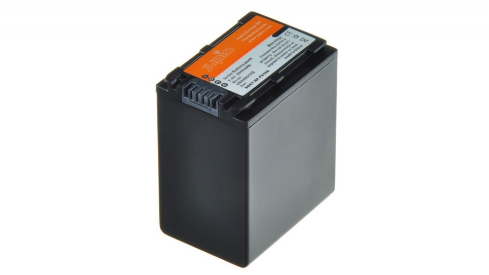 Jupio Sony NP-F970 7400mAh Battery