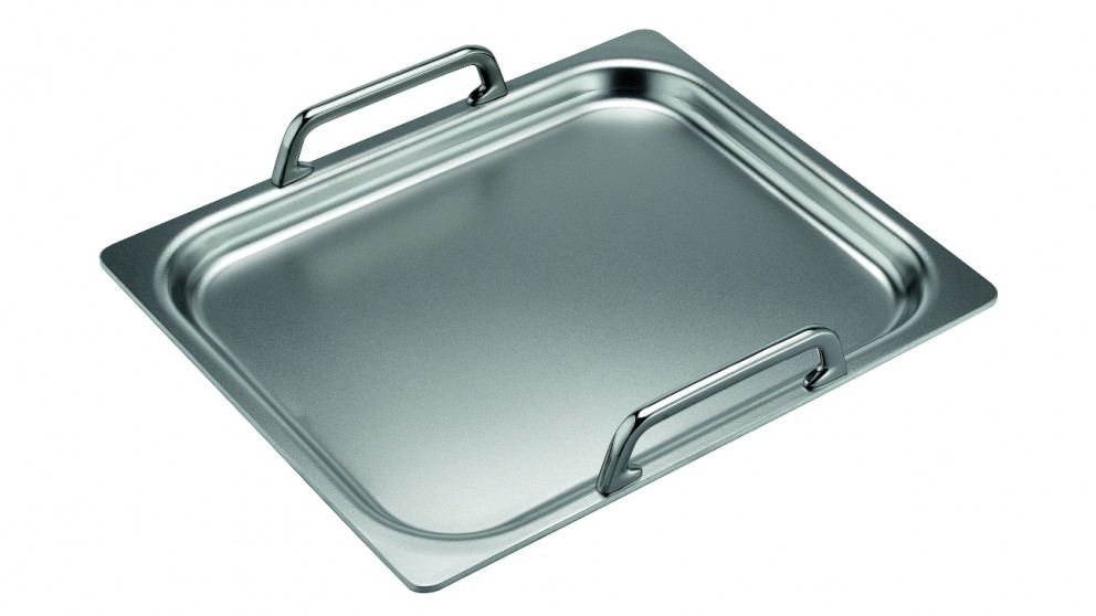 Bosch Small Teppenyaki Plate for FlexInduction Cooktops and Steam Convection Ovens