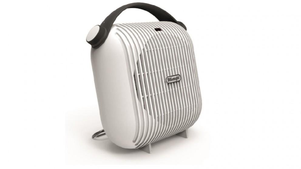 DeLonghi 2400W Capsule Fan Heater
