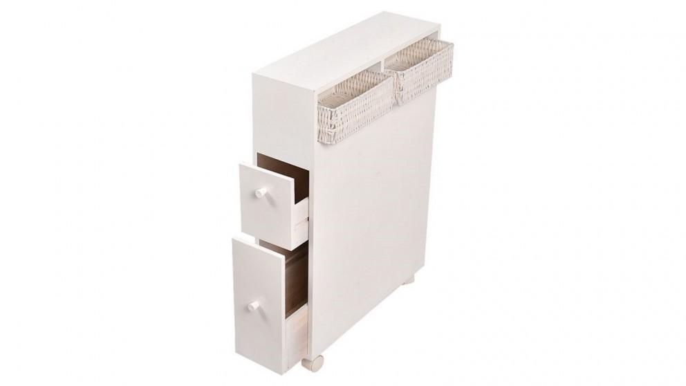 Levede Bathroom Cabinet Organiser Holder