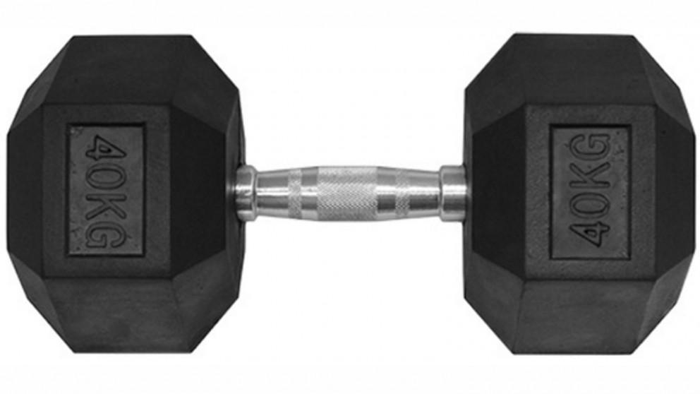Sumo Strength Hex Head Dumbbell Single - 40kg