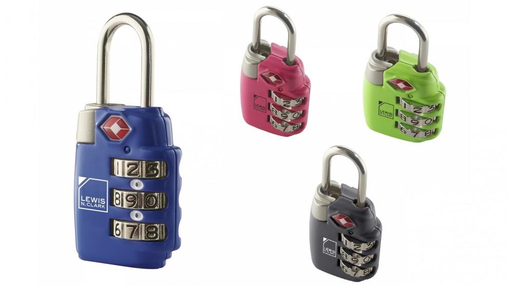Lewis N Clark TSA Combination Lock