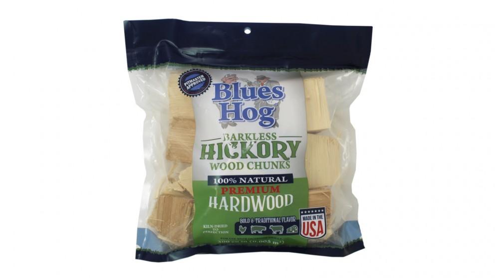 Blues Hog Barkless Hickory Wood Chunks