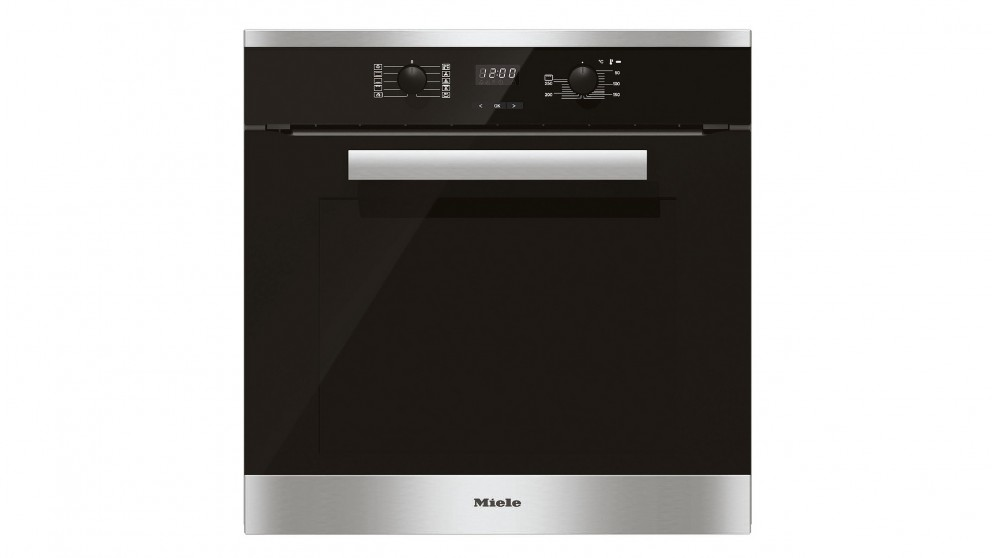 Buy Miele H2661bp Clean Steel 600mm Pyrolytic Oven Harvey Norman Au