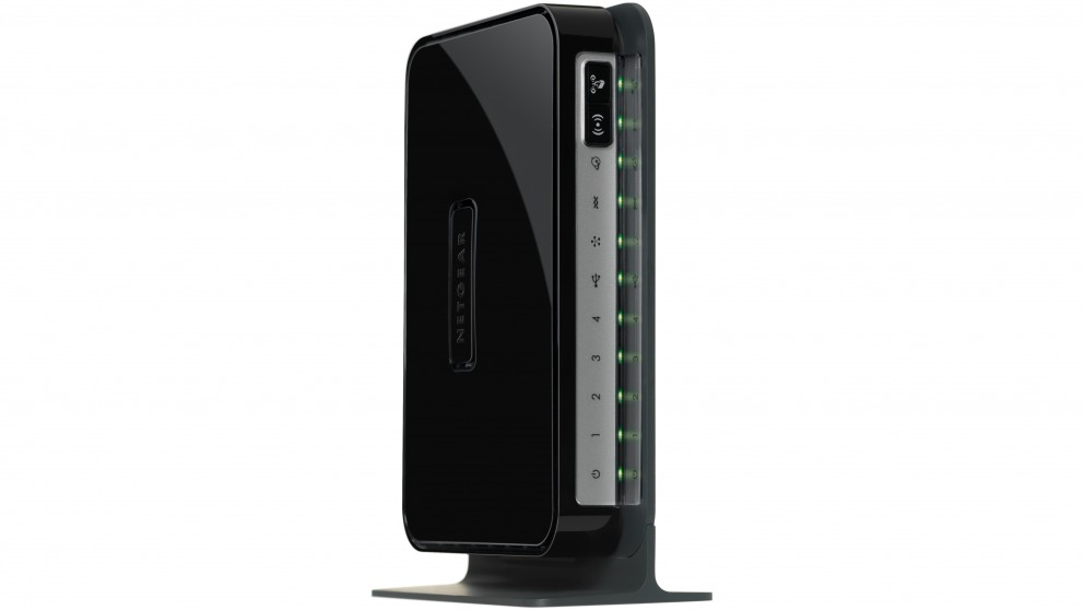 Buy Netgear Wireless-N 300 Router with DSL Modem | Harvey Norman AU