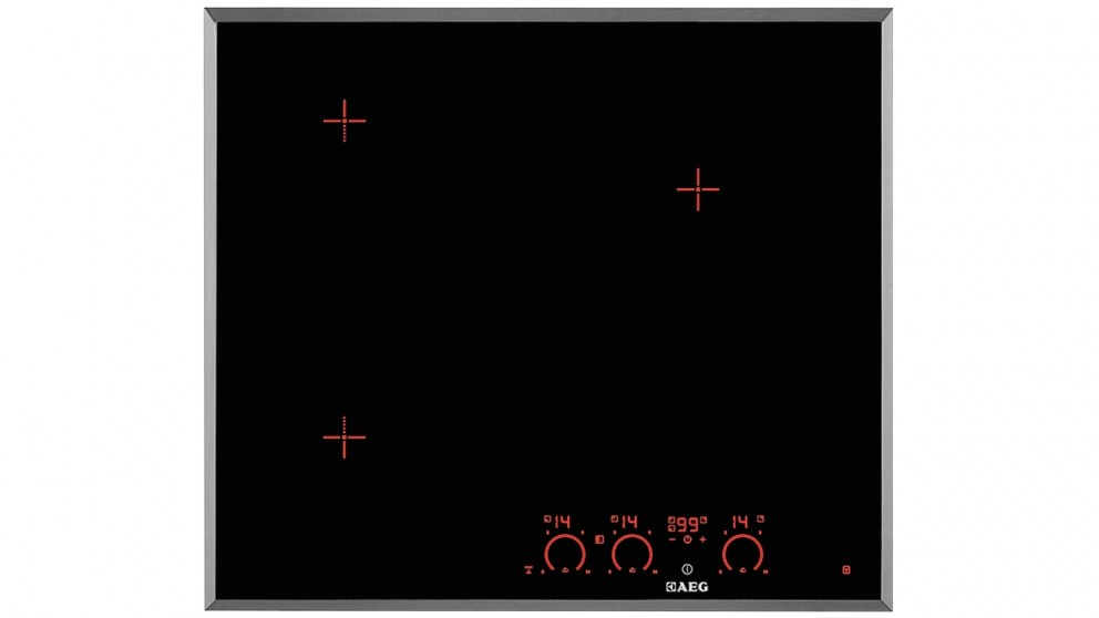 AEG 600mm Pure 3 OptiZone Induction Cooktop