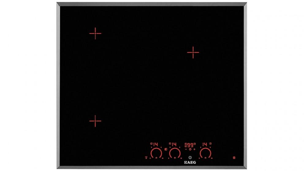 AEG 600mm Pure 3 OptiZone Induction Cooktop