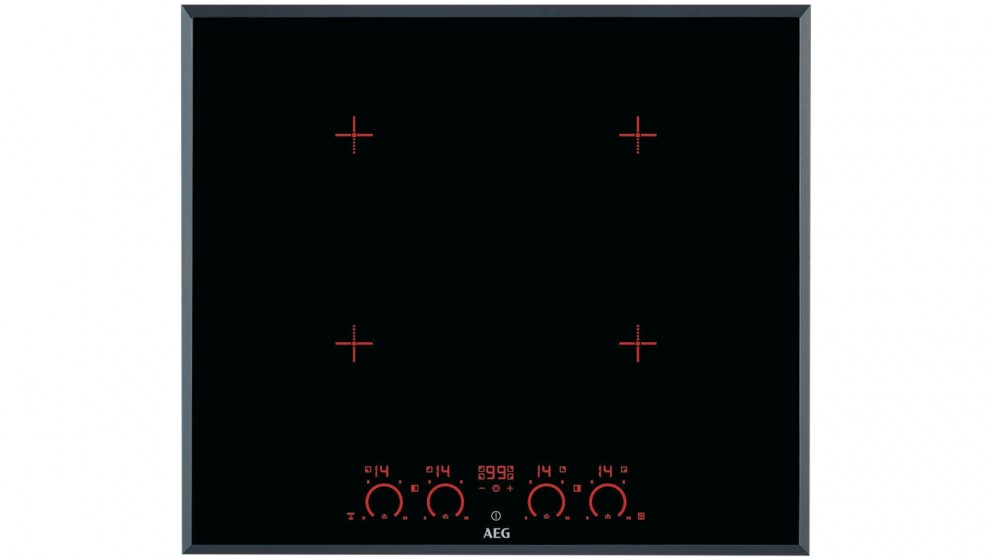 AEG 600mm Pure 4 Zone Induction Cooktop