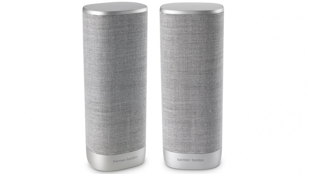 Harman Kardon Citation Surround Wireless Surround Sound Speaker - Grey