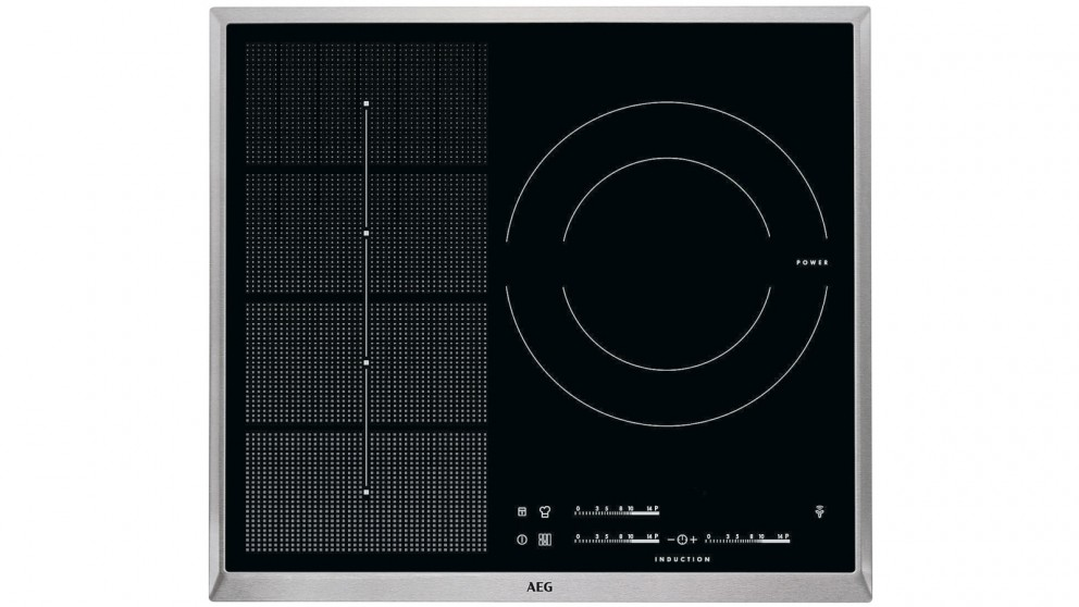 AEG 600mm 3 Zone H2H Induction Cooktop