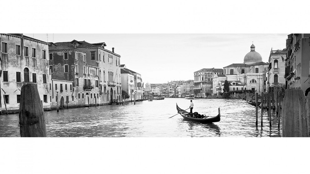 Artbox Black and White Venetian Dream