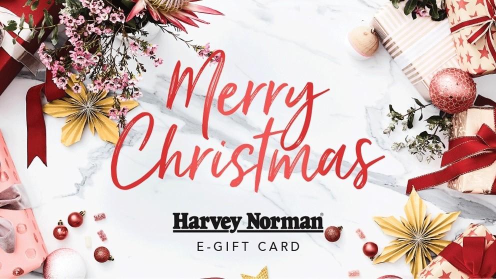 Harvey Norman $50 e-Gift Card - Christmas