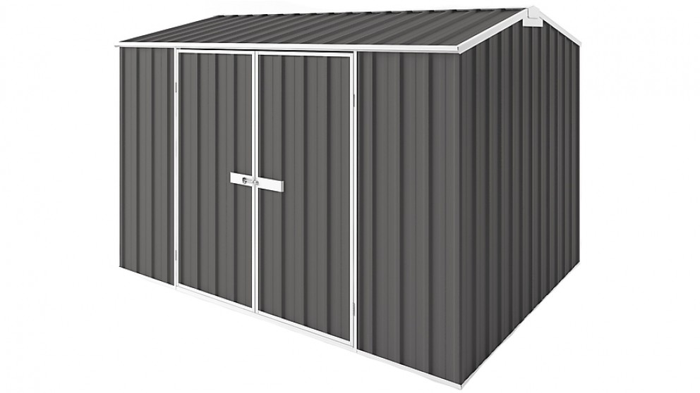 EasyShed Tall Gable Garden Shed - Slate Grey