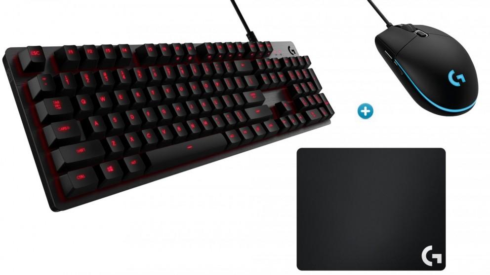 e8023a356d5 Buy Logitech G PC Gaming Bundle | Harvey Norman AU