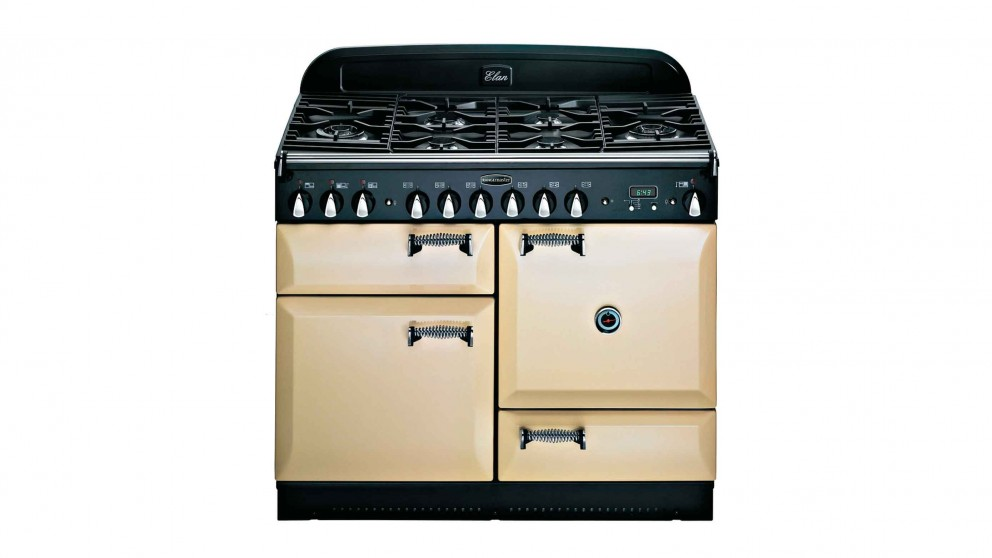 Falcon Elan 1100mm Dual Fuel Freestanding Cooker - Cream