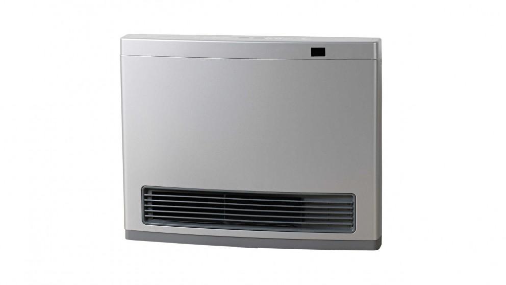 Rinnai Avenger 25 LPG Heater With 3m Hose - Silver