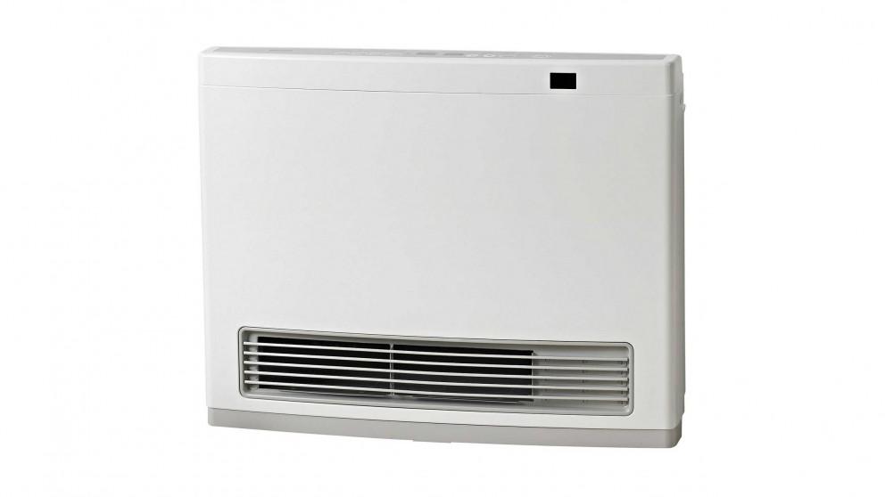 Rinnai Avenger 25 LPG Heater With 3m Hose - White