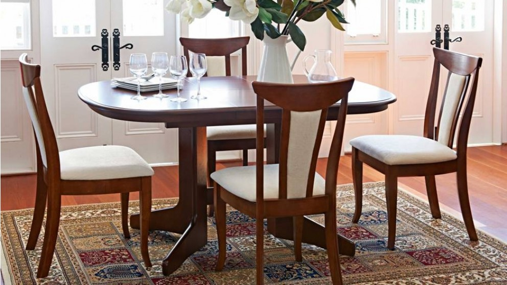 Geneva 5 Piece Extension Dining Setting Dining Furniture  : hn4456362 from www.harveynorman.com.au size 992 x 558 jpeg 145kB
