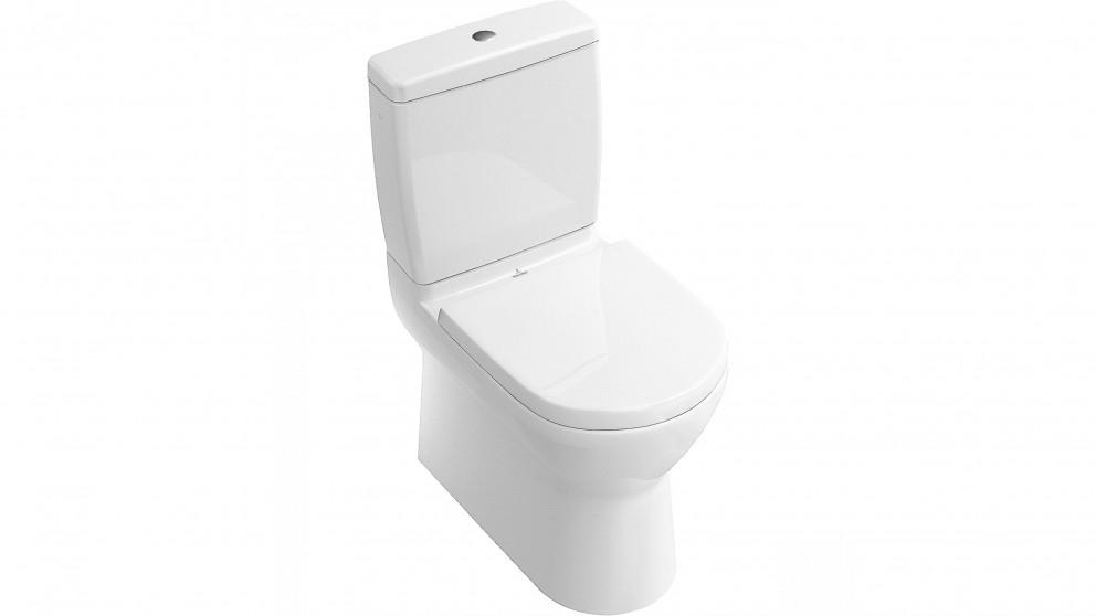 Villeroy & Boch O Novo Back to Wall Toilet Suite - PTR Soft Close
