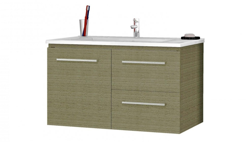 Timberline Austin 750mm Wall-Hung Vanity