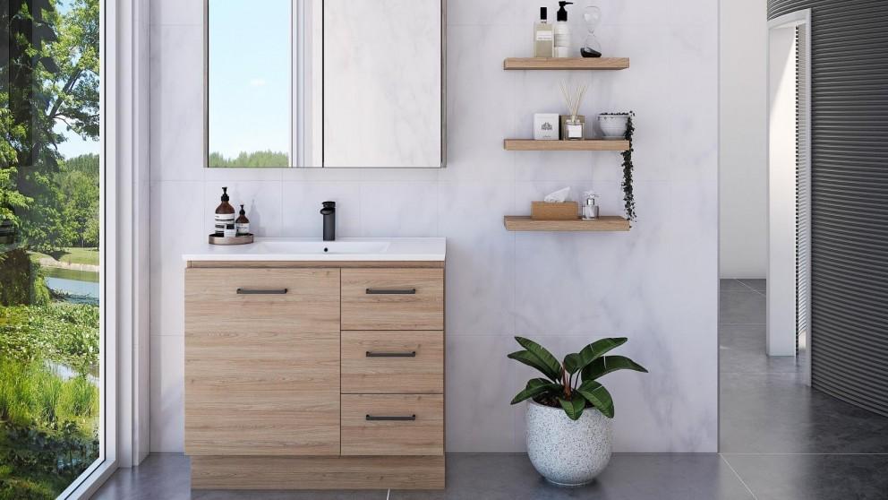 Timberline Austin 900mm Floor Standing Vanity