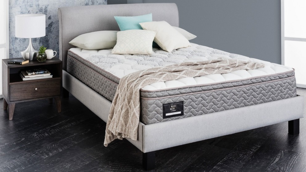 King Koil Chiro Valor Medium Queen Mattress