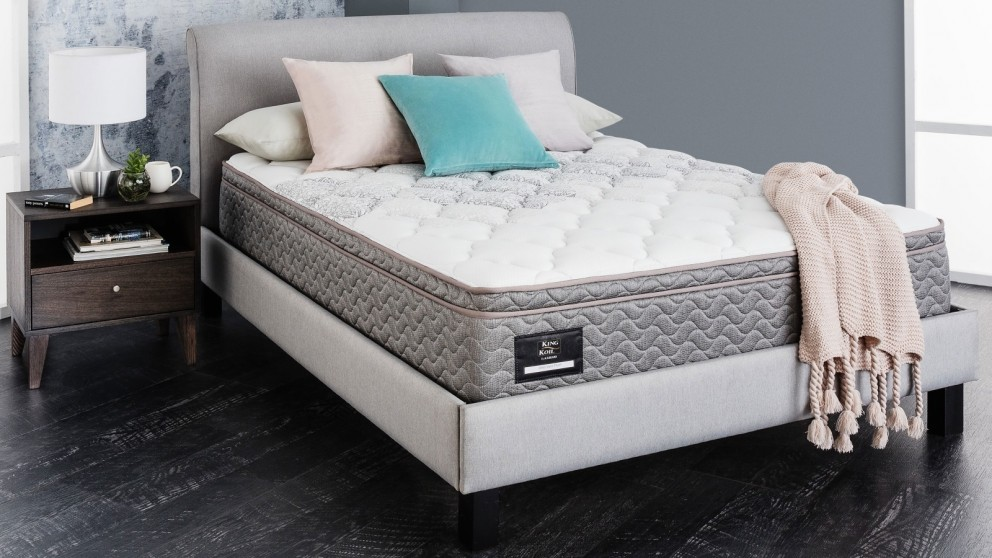 King Koil Chiro Valor Plush Long Single Mattress
