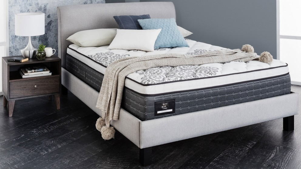 huge selection of 8af43 ed6f1 Cheap King Koil Chiro Superb Plush King Mattress | Harvey ...