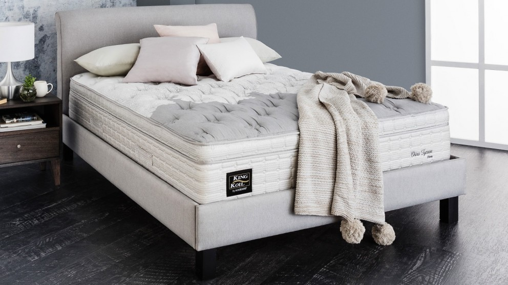 King Koil Chiro Tycoon Firm King Single Mattress