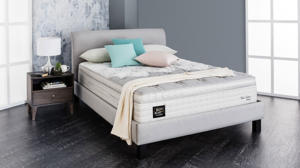 King Koil Chiro Tycoon Medium Long Single Mattress