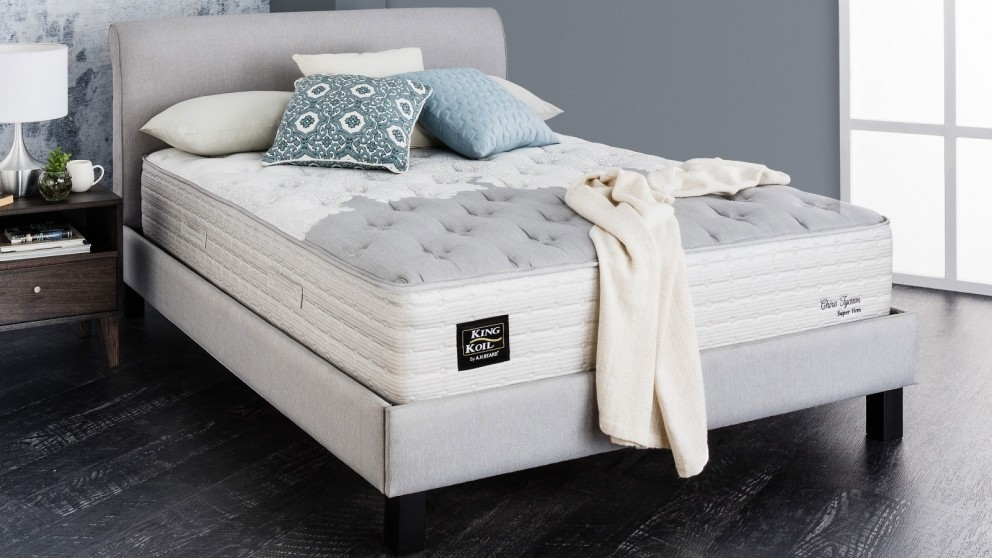King Koil Chiro Tycoon Super Firm Double Mattress