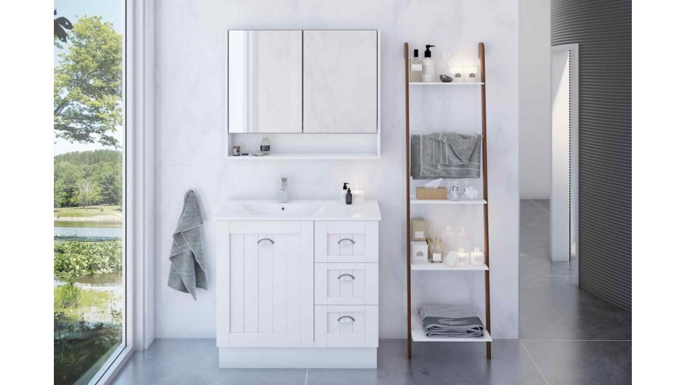 Buy Timberline Norfolk 900 Floorstanding Vanity Harvey Norman Au