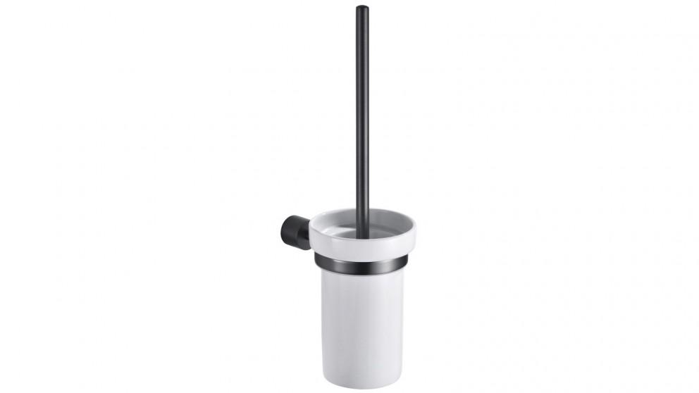 PLD Oasis Toilet Brush & Holder - Gunmetal Grey