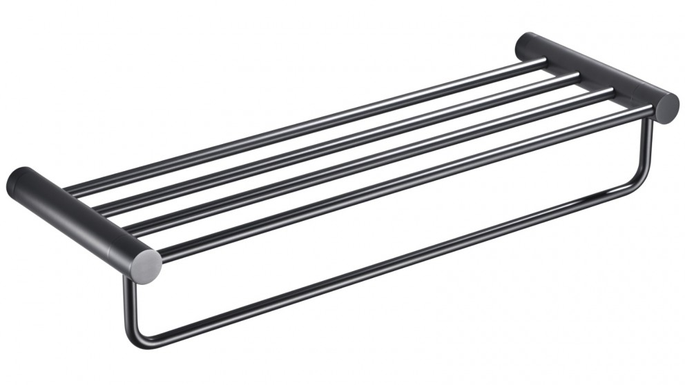 PLD Oasis Towel Shelf - Gunmetal Grey