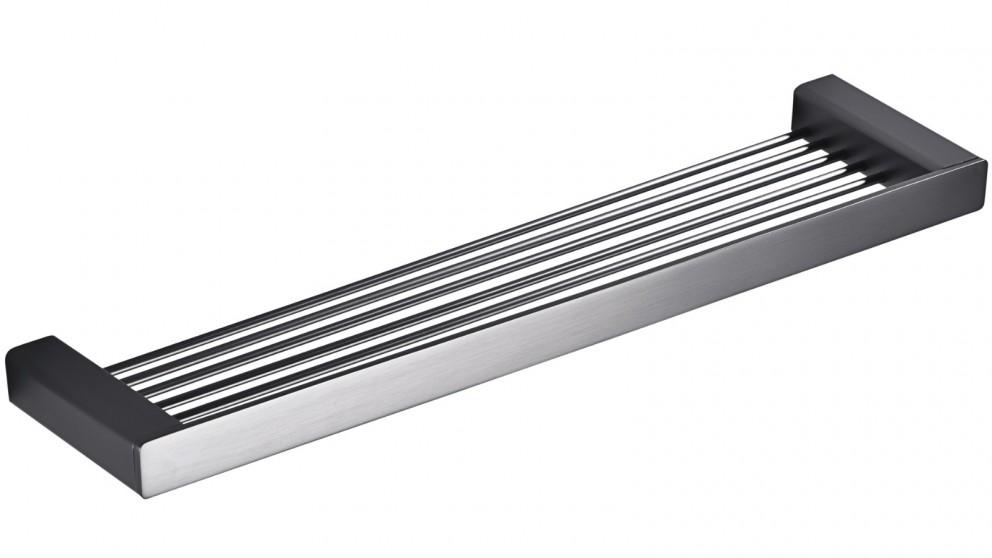 PLD Surface Deluxe Shower Shelf - Gunmetal