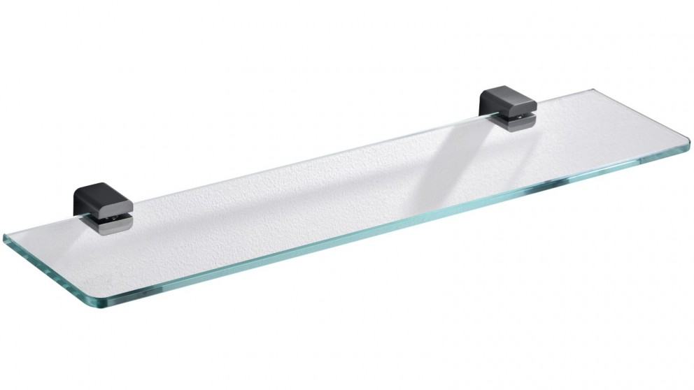 PLD Surface Glass Shelf - Gunmetal