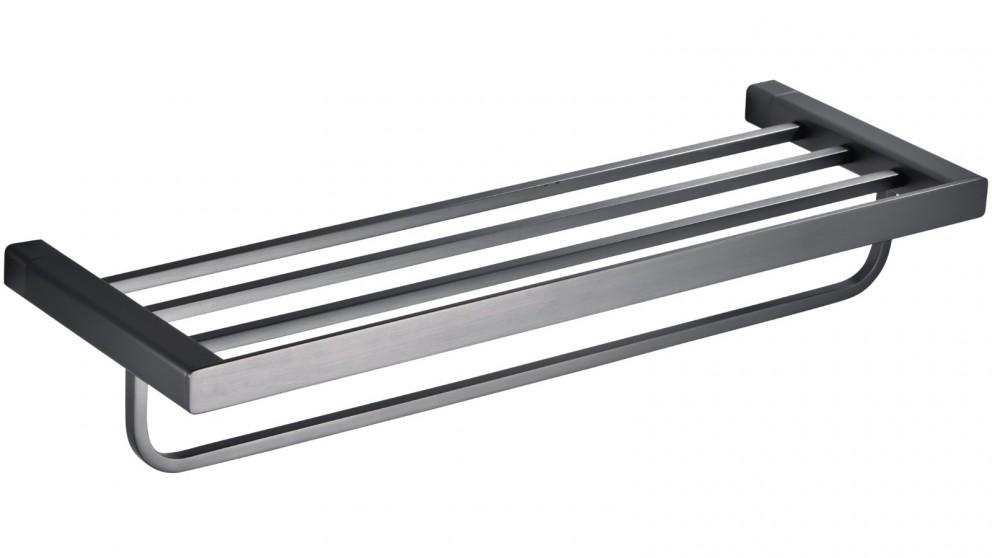 PLD Surface Towel Shelf - Gunmetal