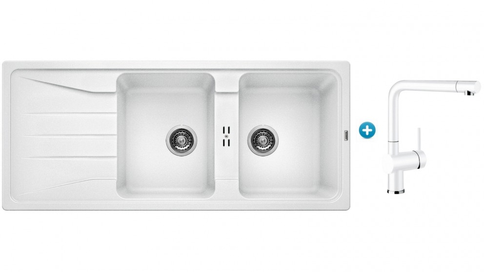 Blanco Sink Package