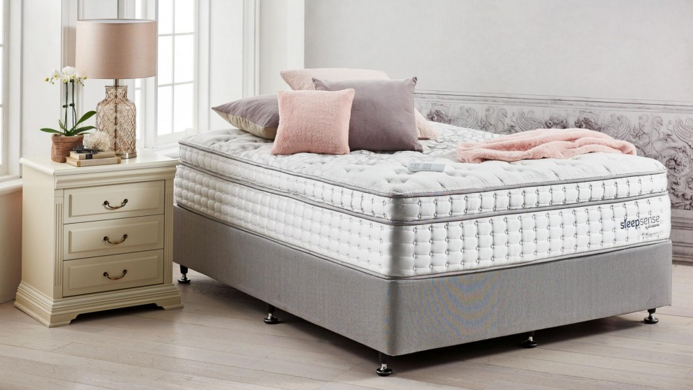 Sleepsense Vibrancy King Single Standard Base Ensemble