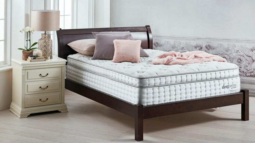 sleepsense vibrancy split king mattress