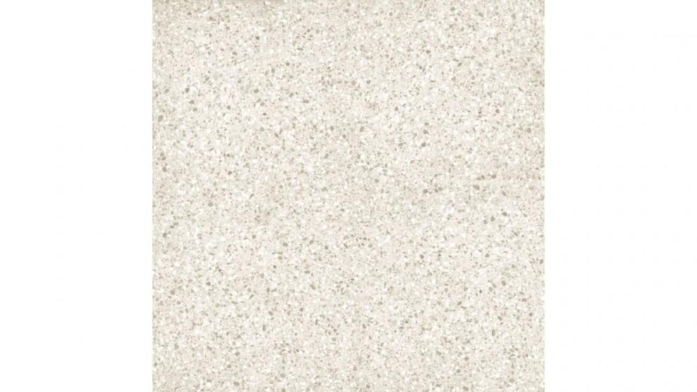 Terazzo Bianco 600x600mm Matte Tile