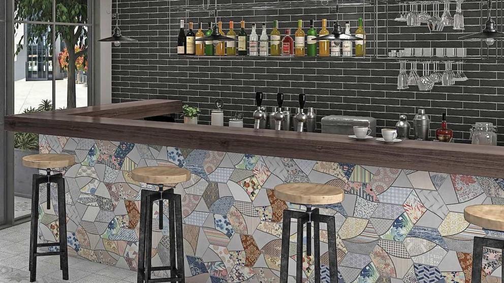Rapsodia 250x220mm Wall Tile