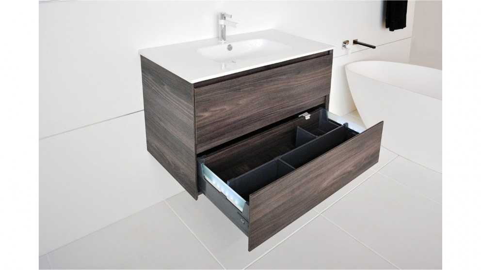 Vanity Bathroom Harvey Norman adp holly 900mm wall hung vanity - bathroom vanities - vanities