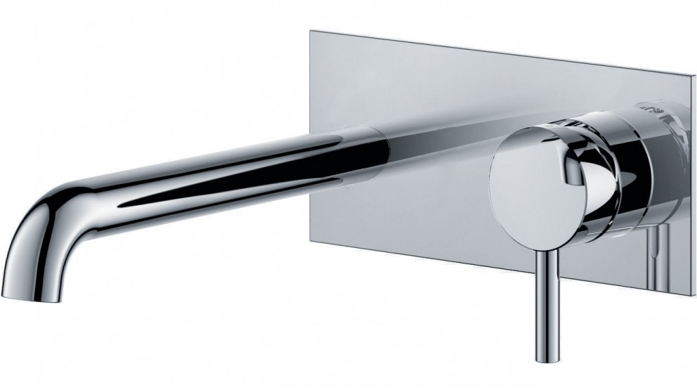 Parisi Play Wall Mixer with 190mm Spout - Chrome