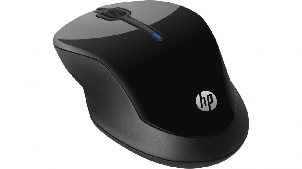 HP 250 Wireless Mouse - Black