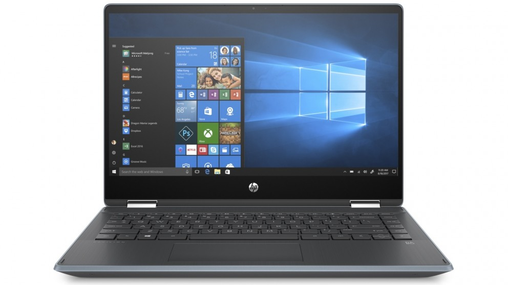 HP Pavilion X360 14-inch Pentium Quad Core/4GB/128GB SSD 2 in 1 Device