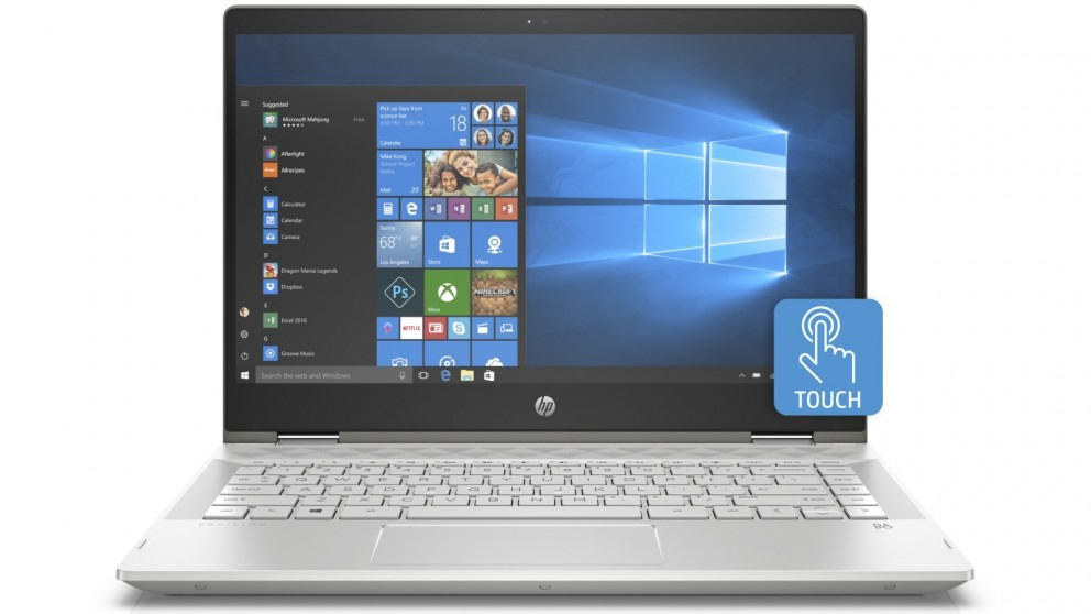 HP Pavilion X360 14-DH0048TU 14-inch 2-in-1 Laptop