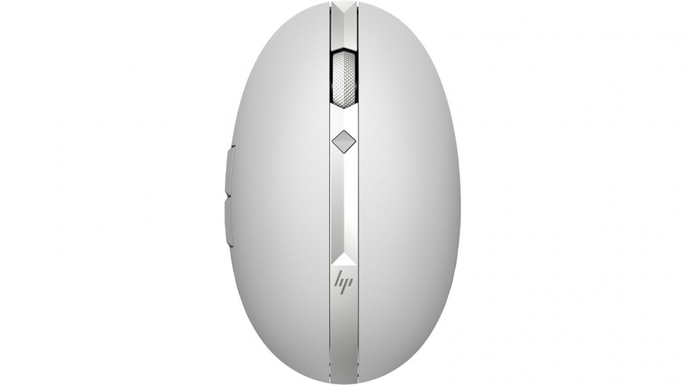HP Spectre 700 Rechargeable Mouse - Pike Silver